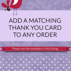 MATCHING-THANK-YOU-CARD