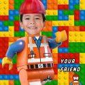 Lego Box-Thank you Card