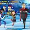 Despicable Me Christmas card