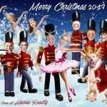 NUTCRACKER CORPORATE CHRISTMAS CARD