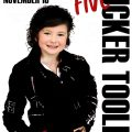Michael Jackson BAD invitation